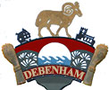 Debenham Village Sign